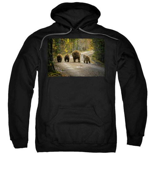 Bear Bums Sweatshirt