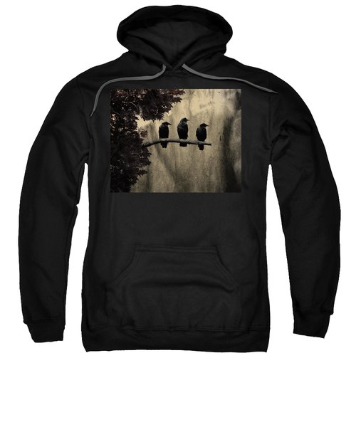 Three Ravens Branch Out Sweatshirt