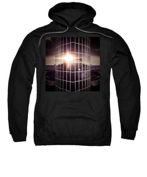 Through The Windows Sweatshirt by Jorge Ferreira