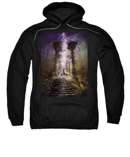Thunderstorm Wizard Sweatshirt