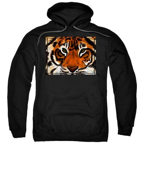 Tiger Eyes Sweatshirt