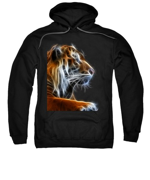 Tiger Fractal 2 Sweatshirt