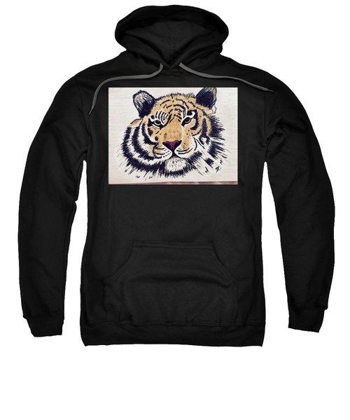 Tiger Tiger Burning Bright Sweatshirt
