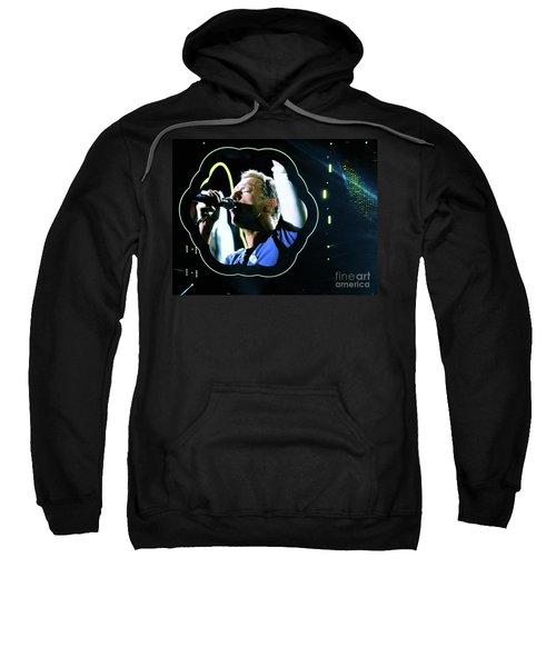Chris Martin - A Head Full Of Dreams Tour 2016  Sweatshirt by Tanya Filichkin
