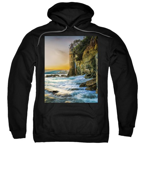 Time Flows I Wait Sweatshirt
