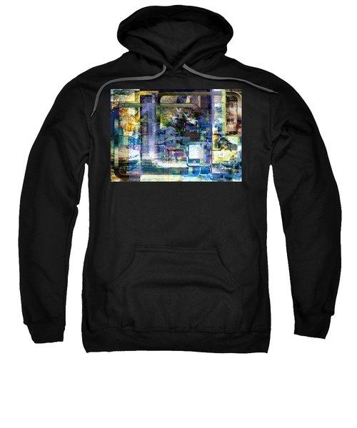 Time Framing Sweatshirt