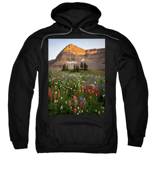 Timpanogos Bouquet Sweatshirt