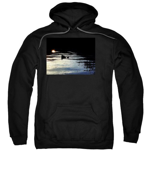 To The Light Sweatshirt