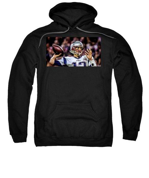Tom Brady - Touchdown Sweatshirt