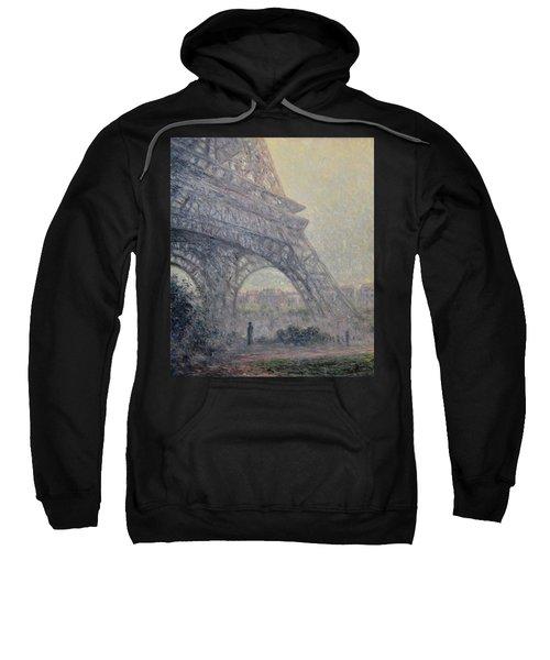 Paris , Tour De Eiffel  Sweatshirt