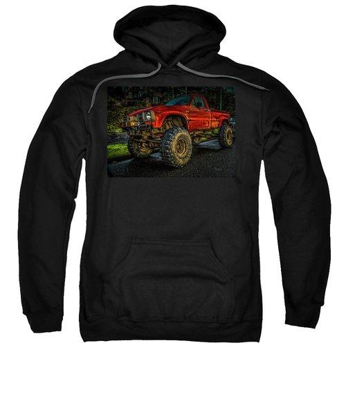 Toyota Grunge Sweatshirt