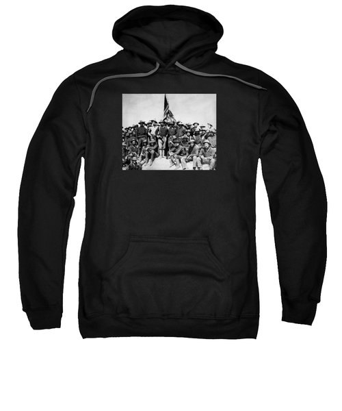 Tr And The Rough Riders Sweatshirt