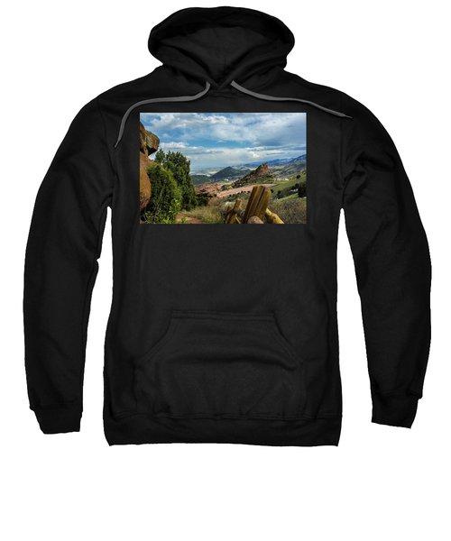 Trails At Red Rocks Sweatshirt