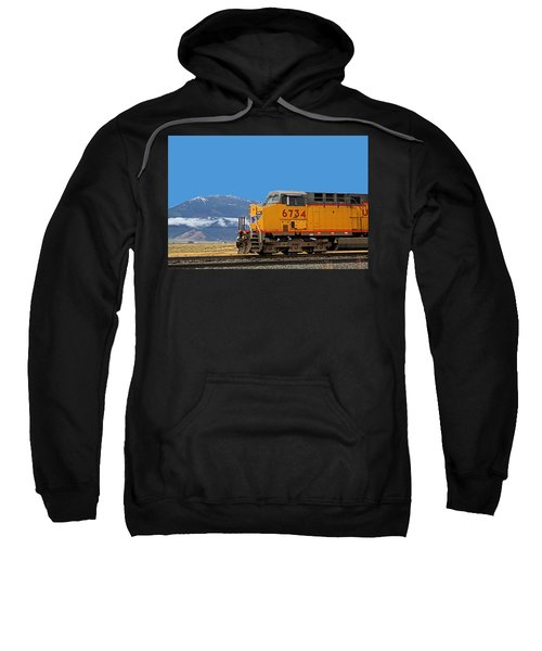 Train In Oregon Sweatshirt