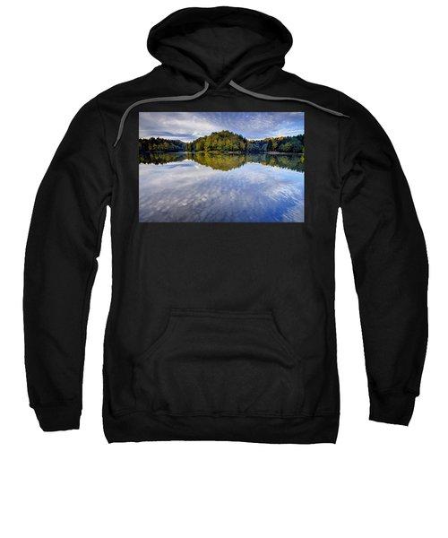 Trakoscan Lake In Autumn Sweatshirt