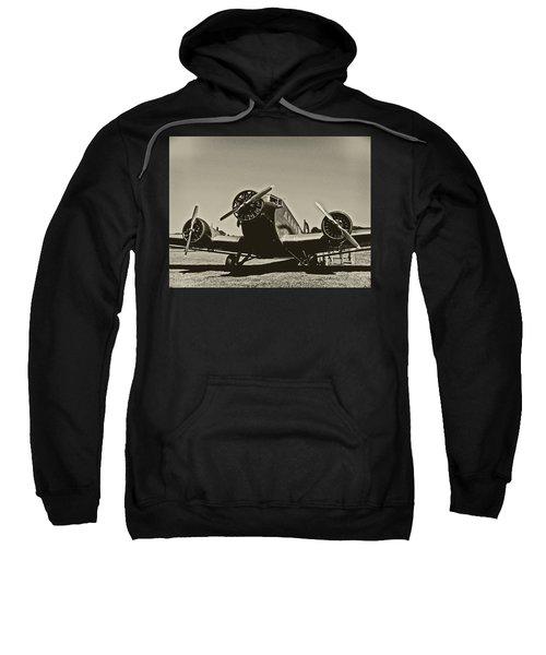 Travelling Through Time Sweatshirt