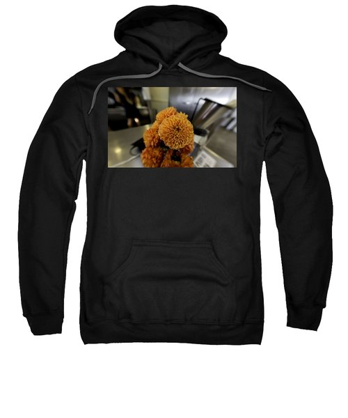 Treats At The Ice Cream Parlor Sweatshirt