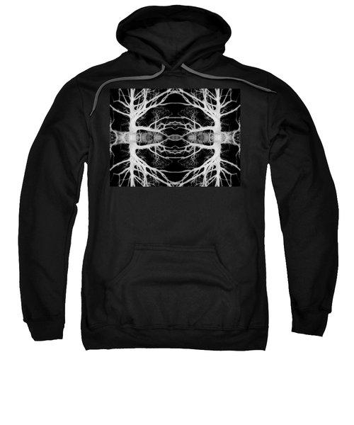 Tree Kaleidescope  Sweatshirt