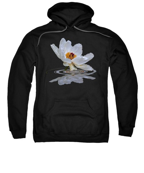 Tree Peony Reflections Sweatshirt