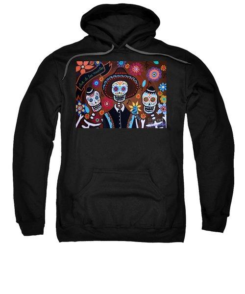 Tres Amigos Mariachi Sweatshirt