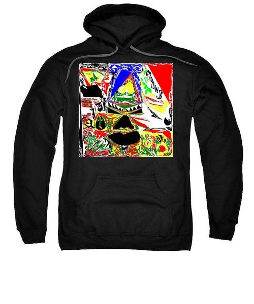 Tribal Party Sweatshirt