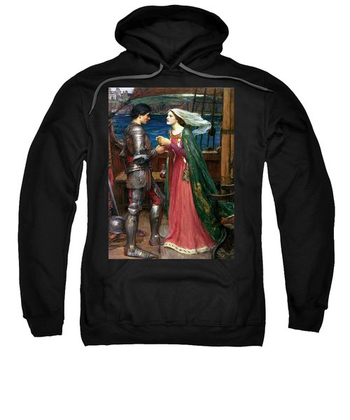Tristan And Isolde With The Potion Sweatshirt