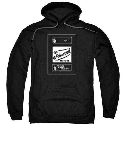 Triumph 1911 Sweatshirt by Mark Rogan