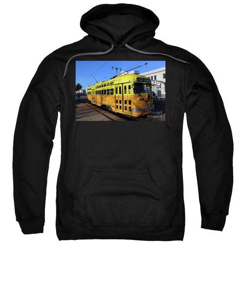 Trolley Number 1052 Sweatshirt