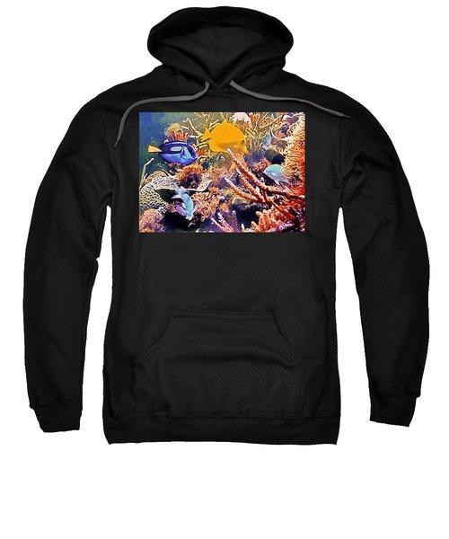 Tropical Fantasy Sweatshirt