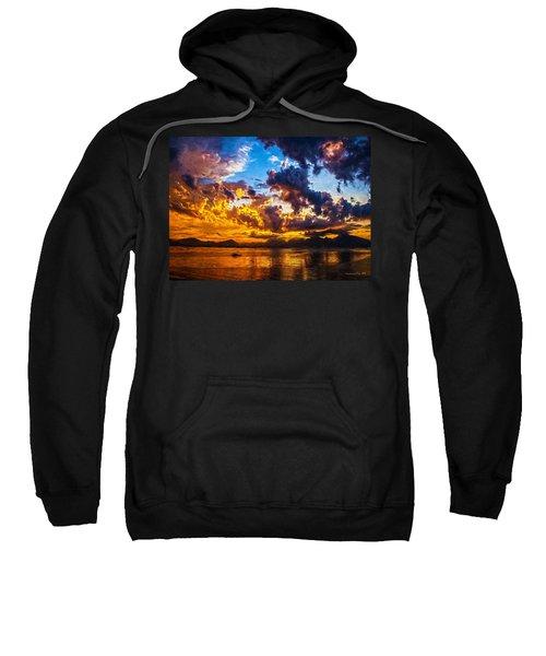 Tropical Twilight I Sweatshirt