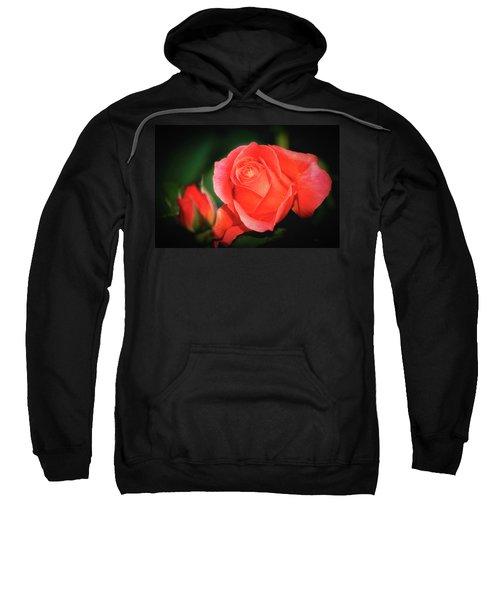 Tropicana Rose Sweatshirt