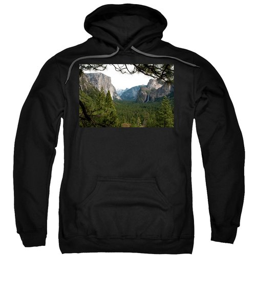Tunnel View Framed Sweatshirt