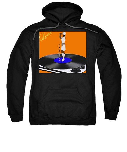 Turntable Love Sweatshirt