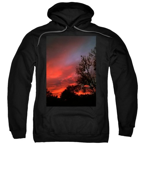 Twilight Fire Sweatshirt