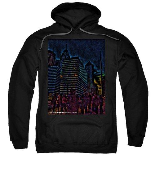 Twilight Of Uncertainty Sweatshirt