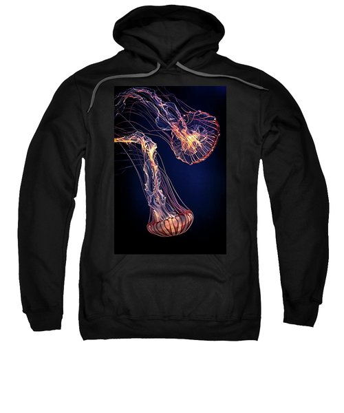 Two Jellies Adrift Sweatshirt
