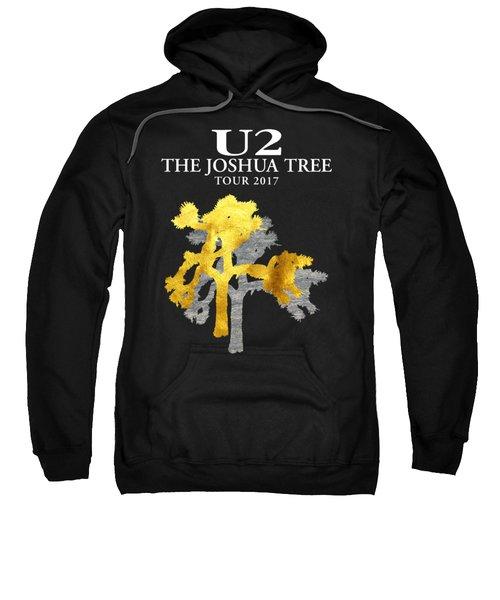 U2 Joshua Tree Sweatshirt by Raisya Irawan