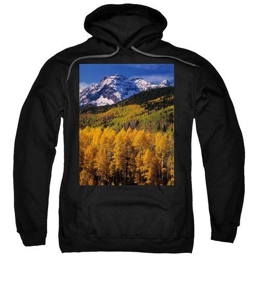 Uncompahgre National Forest Co Usa Sweatshirt