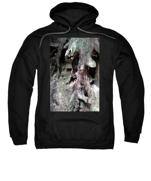 Unusual Tree Root Sweatshirt