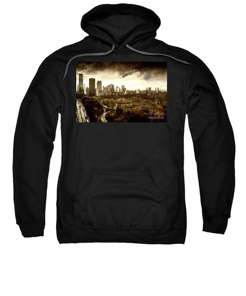 Upper West Side Of New York City Sweatshirt