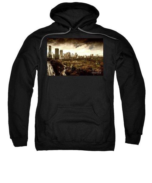 Upper West Side Of New York City Sweatshirt