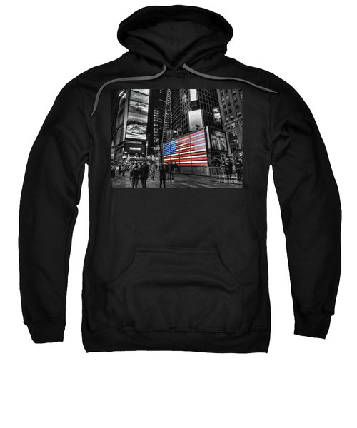 U.s. Armed Forces Times Square Recruiting Station Sweatshirt