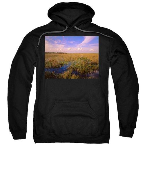 Usa, Florida, Everglades National Park Sweatshirt