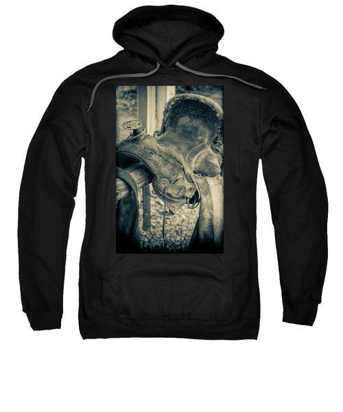 Used Saddle Sweatshirt