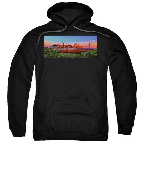 Uss York Town Sweatshirt
