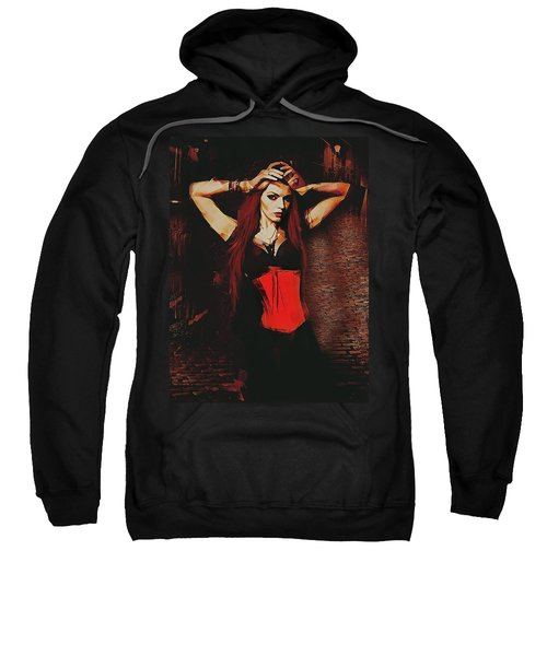 Vampire Compelled  Sweatshirt