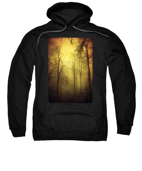 Veiled Trees Sweatshirt