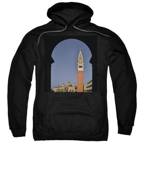 Venice In A Frame Sweatshirt