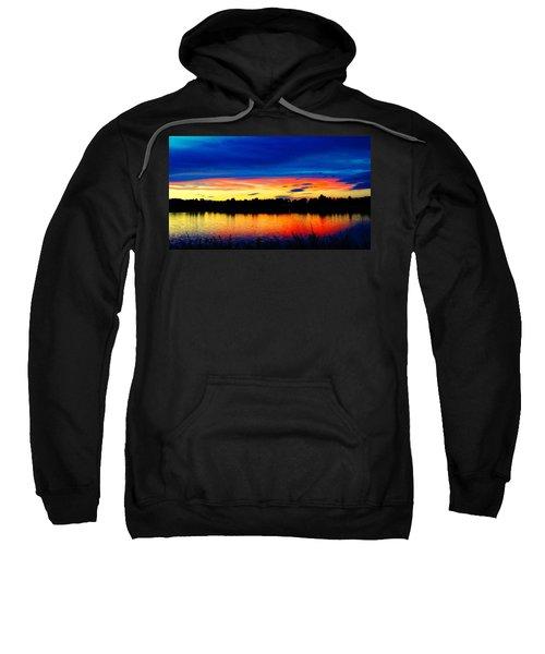 Vermillion Sunset Sweatshirt