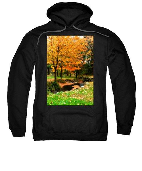 Vibrant October Sweatshirt